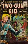 Cover for Two Gun Kid (Marvel, 1953 series) #22