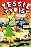Cover for Tessie the Typist Comics (Marvel, 1944 series) #1