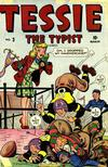 Cover for Tessie the Typist Comics (Marvel, 1944 series) #3