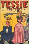Cover for Tessie the Typist Comics (Marvel, 1944 series) #5