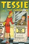 Cover for Tessie the Typist Comics (Marvel, 1944 series) #6