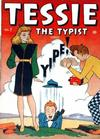 Cover for Tessie the Typist Comics (Marvel, 1944 series) #7