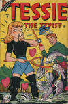 Cover for Tessie the Typist Comics (Marvel, 1944 series) #9