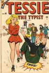 Cover for Tessie the Typist Comics (Marvel, 1944 series) #10