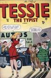 Cover for Tessie the Typist Comics (Marvel, 1944 series) #15