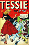 Cover for Tessie the Typist Comics (Marvel, 1944 series) #18
