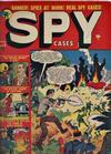 Cover for Spy Cases (Marvel, 1951 series) #6