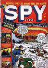 Cover for Spy Cases (Marvel, 1951 series) #8