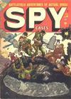 Cover for Spy Cases (Marvel, 1951 series) #10