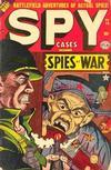 Cover for Spy Cases (Marvel, 1951 series) #14