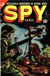 Cover for Spy Cases (Marvel, 1951 series) #15