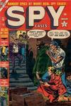 Cover for Spy Cases (Marvel, 1951 series) #18