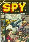 Cover for Spy Cases (Marvel, 1951 series) #19