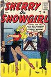 Cover for Sherry the Showgirl (Marvel, 1957 series) #6