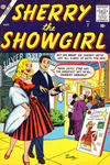 Cover for Sherry the Showgirl (Marvel, 1957 series) #7