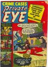 Cover for Private Eye (Marvel, 1951 series) #4
