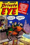 Cover for Private Eye (Marvel, 1951 series) #7