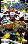 Cover for The Uncanny X-Men Annual (Marvel, 1992 series) #18 [Direct Edition]
