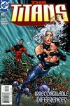 Cover for Titans (DC, 1999 series) #47