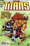 Cover for Titans (DC, 1999 series) #49