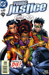 Cover for Young Justice (DC, 1998 series) #49