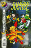 Cover for Young Justice (DC, 1998 series) #1,000,000 [Direct Sales]