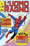 Cover for L'Uomo Ragno [Collana Super-Eroi] (Editoriale Corno, 1970 series) #1