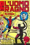 Cover for L'Uomo Ragno [Collana Super-Eroi] (Editoriale Corno, 1970 series) #3