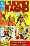 Cover for L'Uomo Ragno [Collana Super-Eroi] (Editoriale Corno, 1970 series) #4