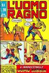 Cover for L' Uomo Ragno [Collana Super-Eroi] (Editoriale Corno, 1970 series) #4