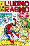 Cover for L' Uomo Ragno [Collana Super-Eroi] (Editoriale Corno, 1970 series) #5