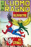 Cover for L'Uomo Ragno [Collana Super-Eroi] (Editoriale Corno, 1970 series) #7