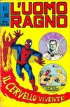 Cover for L'Uomo Ragno [Collana Super-Eroi] (Editoriale Corno, 1970 series) #8