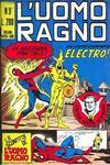 Cover for L'Uomo Ragno [Collana Super-Eroi] (Editoriale Corno, 1970 series) #9