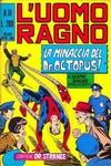 Cover for L' Uomo Ragno [Collana Super-Eroi] (Editoriale Corno, 1970 series) #10