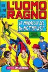 Cover for L'Uomo Ragno [Collana Super-Eroi] (Editoriale Corno, 1970 series) #10