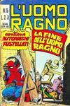 Cover for L'Uomo Ragno [Collana Super-Eroi] (Editoriale Corno, 1970 series) #15