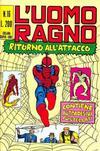 Cover for L'Uomo Ragno [Collana Super-Eroi] (Editoriale Corno, 1970 series) #16