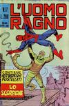 Cover for L' Uomo Ragno [Collana Super-Eroi] (Editoriale Corno, 1970 series) #17