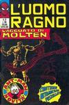 Cover for L'Uomo Ragno [Collana Super-Eroi] (Editoriale Corno, 1970 series) #22