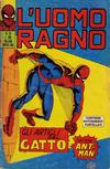Cover for L'Uomo Ragno [Collana Super-Eroi] (Editoriale Corno, 1970 series) #24