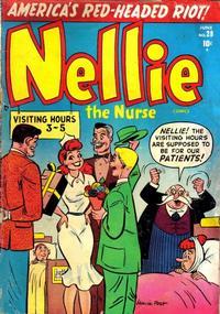 Cover Thumbnail for Nellie the Nurse (Marvel, 1945 series) #28