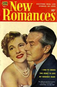 Cover Thumbnail for New Romances (Pines, 1951 series) #7
