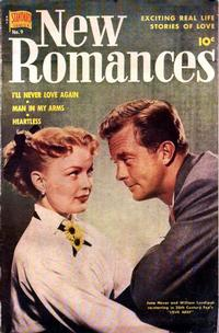 Cover Thumbnail for New Romances (Pines, 1951 series) #9