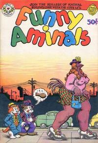 Cover Thumbnail for Funny Aminals (Apex Novelties, 1972 series) #1