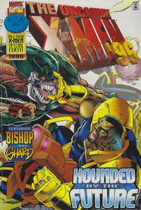 Cover Thumbnail for Uncanny X-Men '96 (Marvel, 1996 series)
