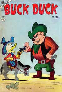 Cover Thumbnail for Buck Duck (Marvel, 1953 series) #4