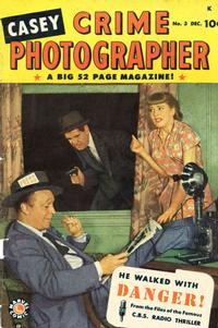 Cover Thumbnail for Casey - Crime Photographer (Marvel, 1949 series) #3