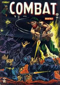 Cover Thumbnail for Combat (Marvel, 1952 series) #11