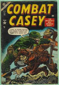 Cover Thumbnail for Combat Casey (Marvel, 1953 series) #11
